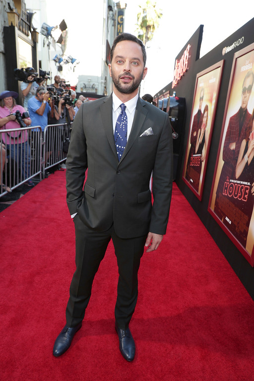 ". Nick Kroll seen at New Line Cinema Presents ""The House\"" Los Angeles Premiere at TCL Chinese Theatre on Monday, June 26, 2017, in Hollywood, CA. (Photo by Eric Charbonneau/Invision for Warner Bros./AP Images)"