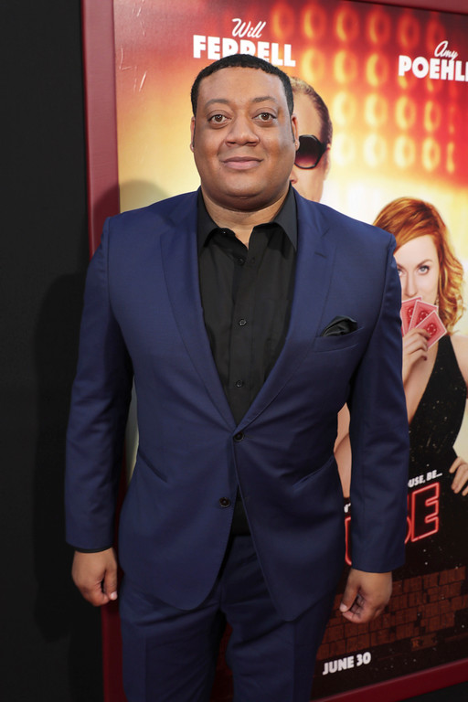 ". Cedric Yarbrough seen at New Line Cinema Presents ""The House\"" Los Angeles Premiere at TCL Chinese Theatre on Monday, June 26, 2017, in Hollywood, CA. (Photo by Eric Charbonneau/Invision for Warner Bros./AP Images)"