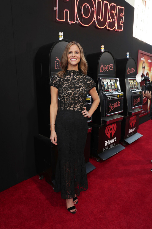 ". Andrea Savage seen at New Line Cinema Presents ""The House\"" Los Angeles Premiere at TCL Chinese Theatre on Monday, June 26, 2017, in Hollywood, CA. (Photo by Eric Charbonneau/Invision for Warner Bros./AP Images)"