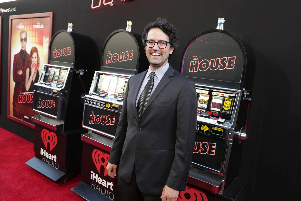 ". Director/Writer/Producer Andrew Jay Cohen seen at New Line Cinema Presents ""The House\"" Los Angeles Premiere at TCL Chinese Theatre on Monday, June 26, 2017, in Hollywood, CA. (Photo by Eric Charbonneau/Invision for Warner Bros./AP Images)"