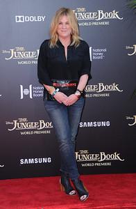 """LA Premiere of """"The Jungle Book"""" - Arrivals"""