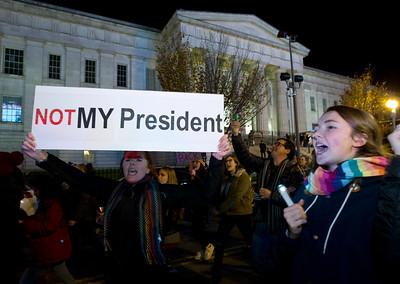 APTOPIX Trump Protests