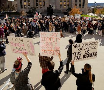 Trump Protest Kansas City