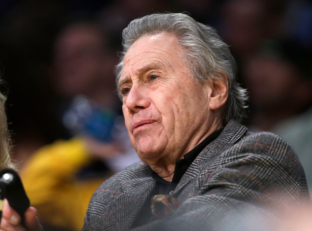 . <b>No. 2 Philip Anschutz<br/> Title: Chairman, Anschutz Entertainment Group - Age: 75</b> <br/>The third richest sports owner in the world behind the Clippers� Steve Ballmer and the Seahawks� Paul Allen.  (AP Photo/Reed Saxon)