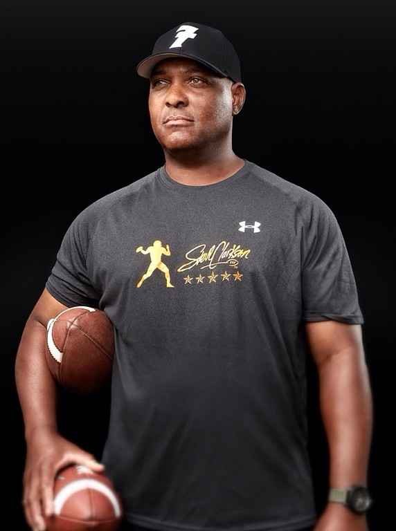 . <b>No. 49 Steve Clarkson<br/> Title: Founder, Dreammaker Quarterback Academy - Age: 53</b> <br/>A pioneer in the coaching world, Clarkson sparked a movement that has spawned a cottage industry in the college football recruiting realm. (Photo courtesy of Steve Clarkson Dreammaker)