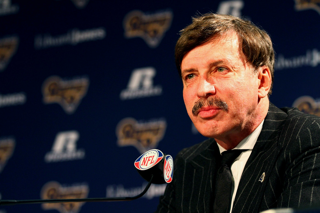 . <b>No. 8 Stan Kroenke<br/>