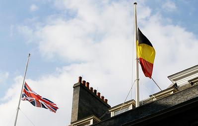 Britain Belgium Attacks