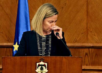 Mideast Jordan EU