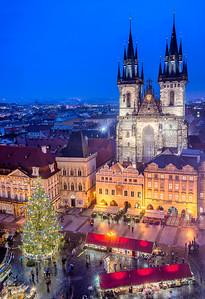 Church of Our Lady before Týn – Prague, Czech Republic