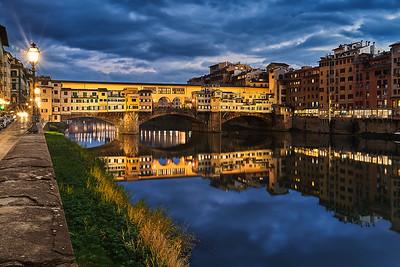 Ponte Vecchio – Florence, Italy