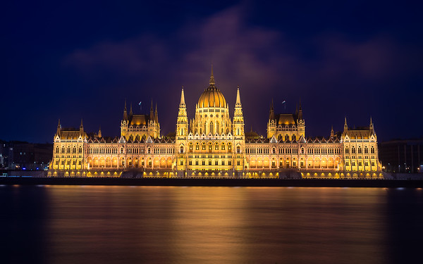 Hungarian Parliament – Budapest, Hungary