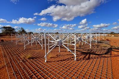 Dipole antennas of the MWA
