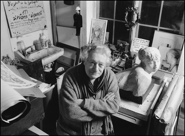 Serge Creuz (1924 - 1997)