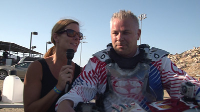 Chris Nash - Moto #1 - Winner Vet 50  Novice Class - #3 2011 Hot Summer Nights - Perris Raceway