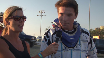 Sam Listoe - #3 2011 Hot Summer Nights - Perris Raceway
