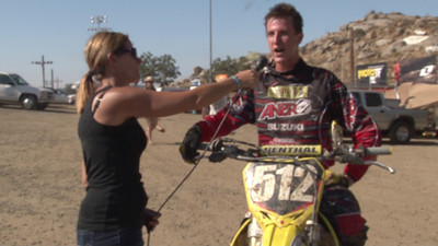 Cody melendez - Moto #1 - Winner Schoolboy Class - #3 2011 Hot Summer Nights - Perris Raceway