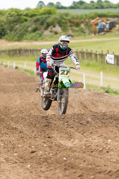 One twenty ride day Cusses Gorse