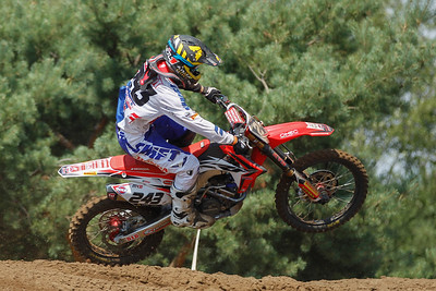Gajser is quick back to 9th