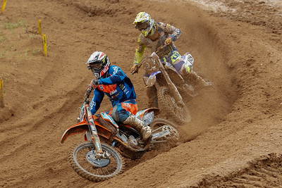 Jose Butron and Jeremy Van Horebeek