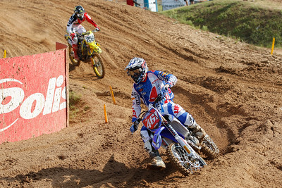 Romain Febvre and Glenn Coldenhoff