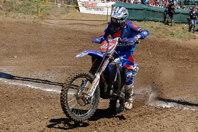 Febvre is second