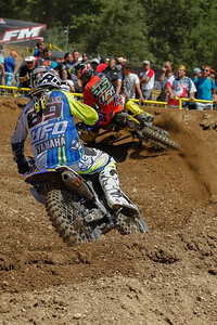Van Horebeek could not pass Desalle