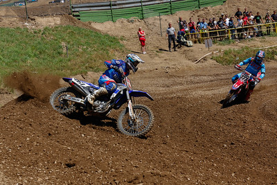 Febvre took the lead