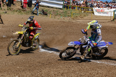 Van Horebeek close to Desalle