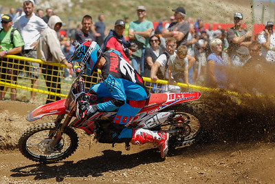 Paulin dropped to seventh