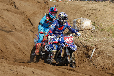 Paulin wants that 2nd place back from Febvre