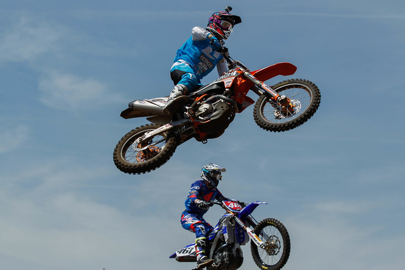 Simpson jumps higher than Febvre