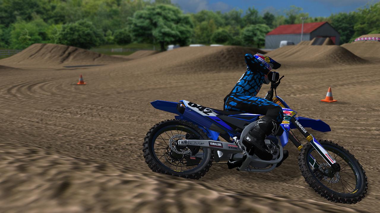 Fox Racing - Grav Black Blue (Custom)
