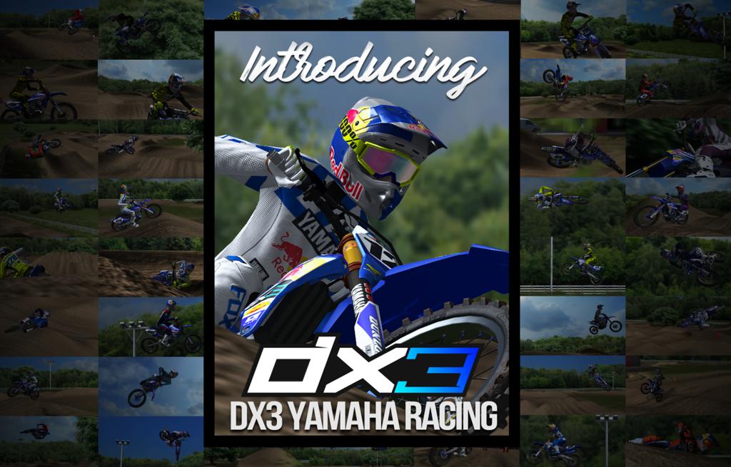 Introducing DX3 Yamaha Racing