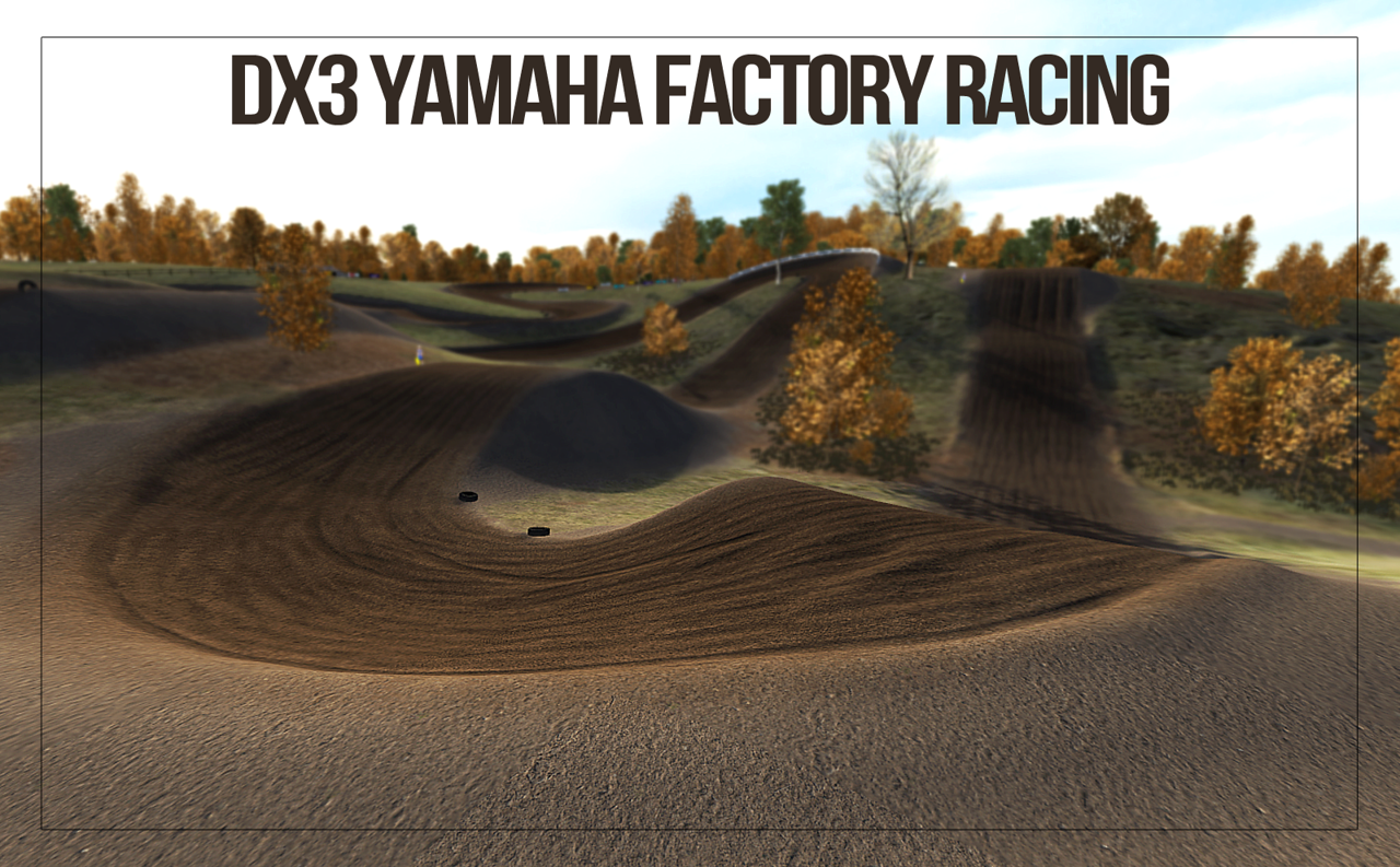 DX3 Yamaha Factory Racing