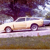 1974 DATSUN B-210<br /> TAKEN WITH A 110 CAMERA