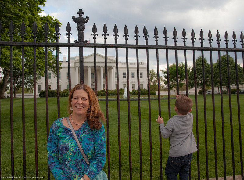 Tami and White House