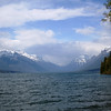 GLACIER'S LAKE MCDONALD