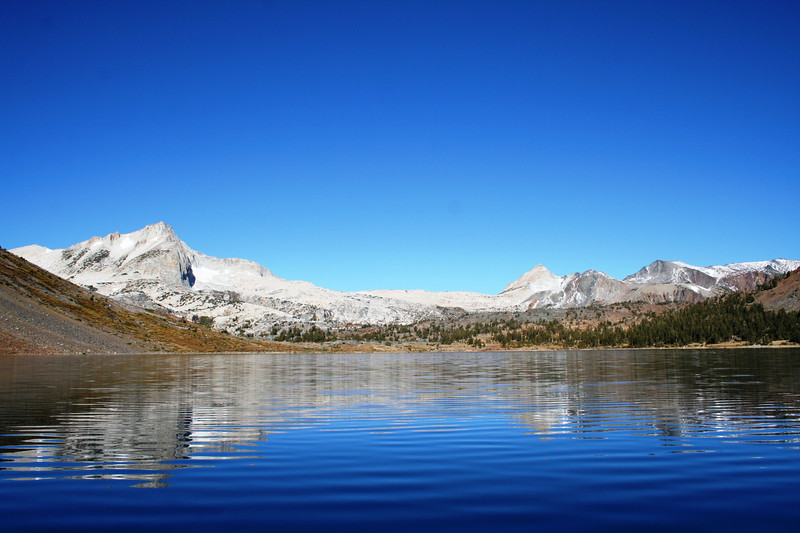 SADDLEBAG LAKE, INYO NATIONAL FOREST, CALIFORNIA
