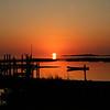 Sunset on Cedar Key, Florida