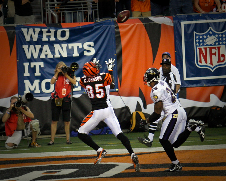 TD OchoCinco(formerly Johnson)