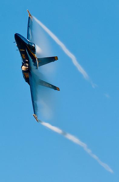 Blue Angels, Fleet Week Air Show, San Francisco