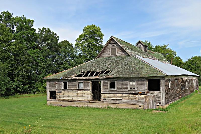 A Motley Barn