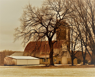 GREAT OLD BARN