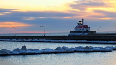 Lighthouse in Duluth