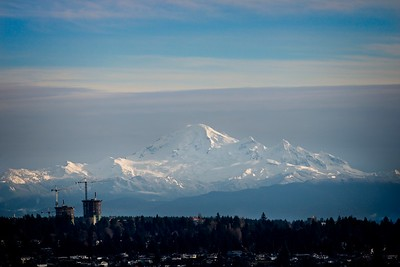 GETTY IMAGES: SNOW CAPPED MOUNTAINS