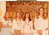 GARY & VICKY'S WEDDING-CAROL & I DID THE HONORS