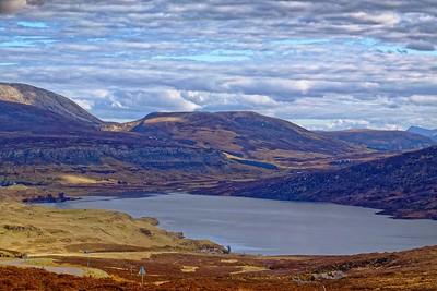 Lochinver area -> ...