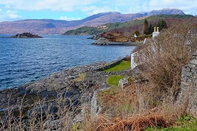 near Lochcarron