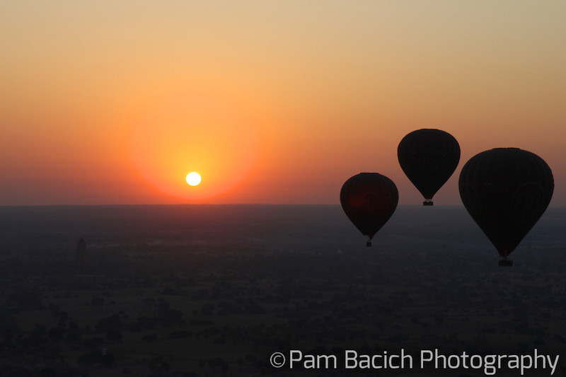 Balloons of Bagan 2