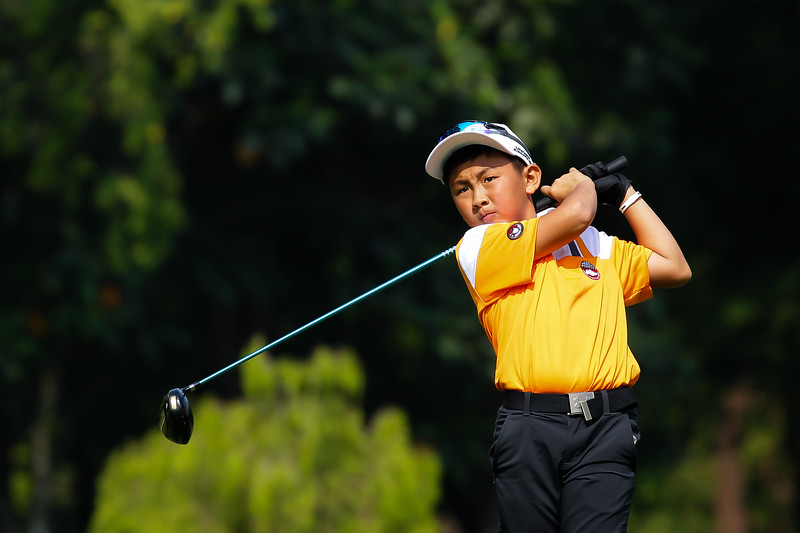 Kuala Lumpur, 16th March 2018 : Pictured during the fourballs matches on day one of the Causeway Cubs Challenge 2018 presented by RSGC at The Royal Selangor Golf Club, Kuala Lumpur, Malaysia. Pix by Azmizan Nordin  / TheClubHouse. <br /> <br /> No commercial uses without permission. All right reserved © TheClubHouse 2018